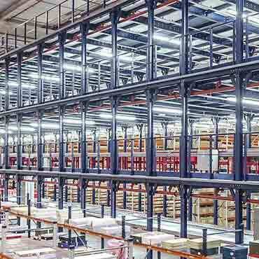 Heavy Duty Storage Rack Manufacturers in Gunderdehi