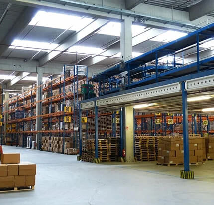Warehouse Racks Manufacturers