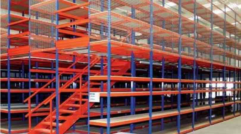 Shelving Rack In Amroha
