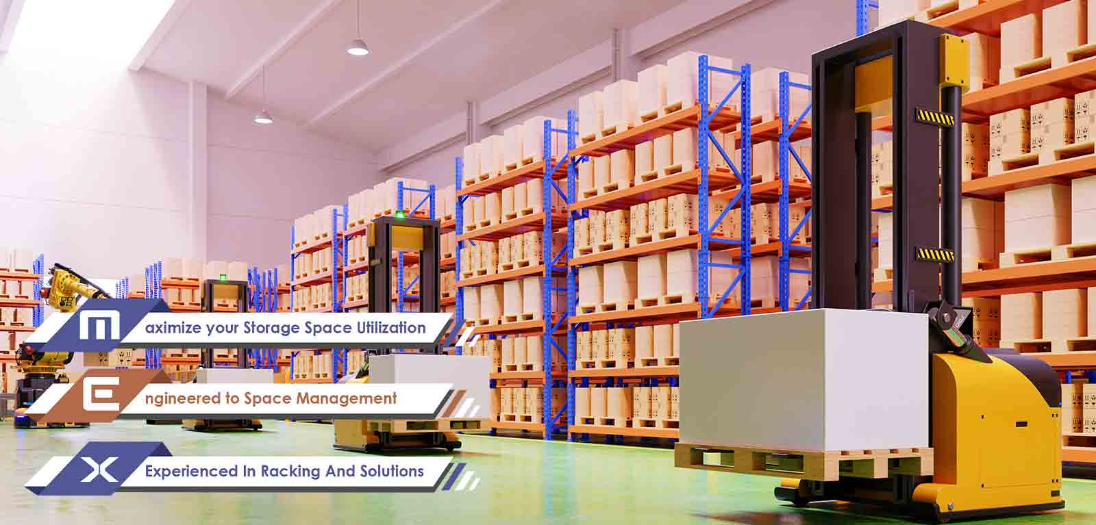 Industrial Storage Rack Manufacturers In Laxmi Nagar