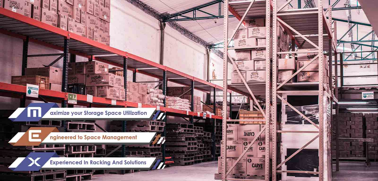 Warehouse Rack Manufacturers In Laxmi Nagar