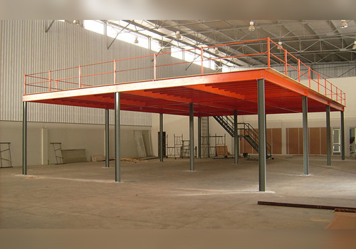 Is Investing In Mezzanine Floors A Viable Option? Manufacturers