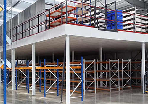Modular Mezzanine Floor - The Free Standing Solution For Space Maximization Manufacturers