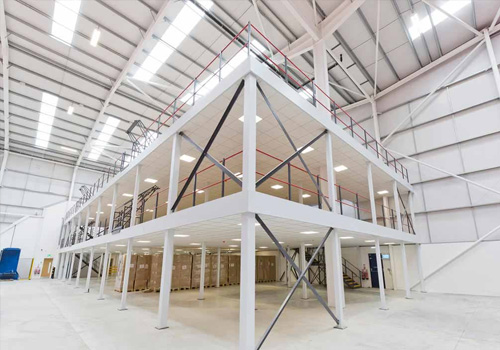 Top Advantages Of Installing Mezzanine Floor Manufacturers