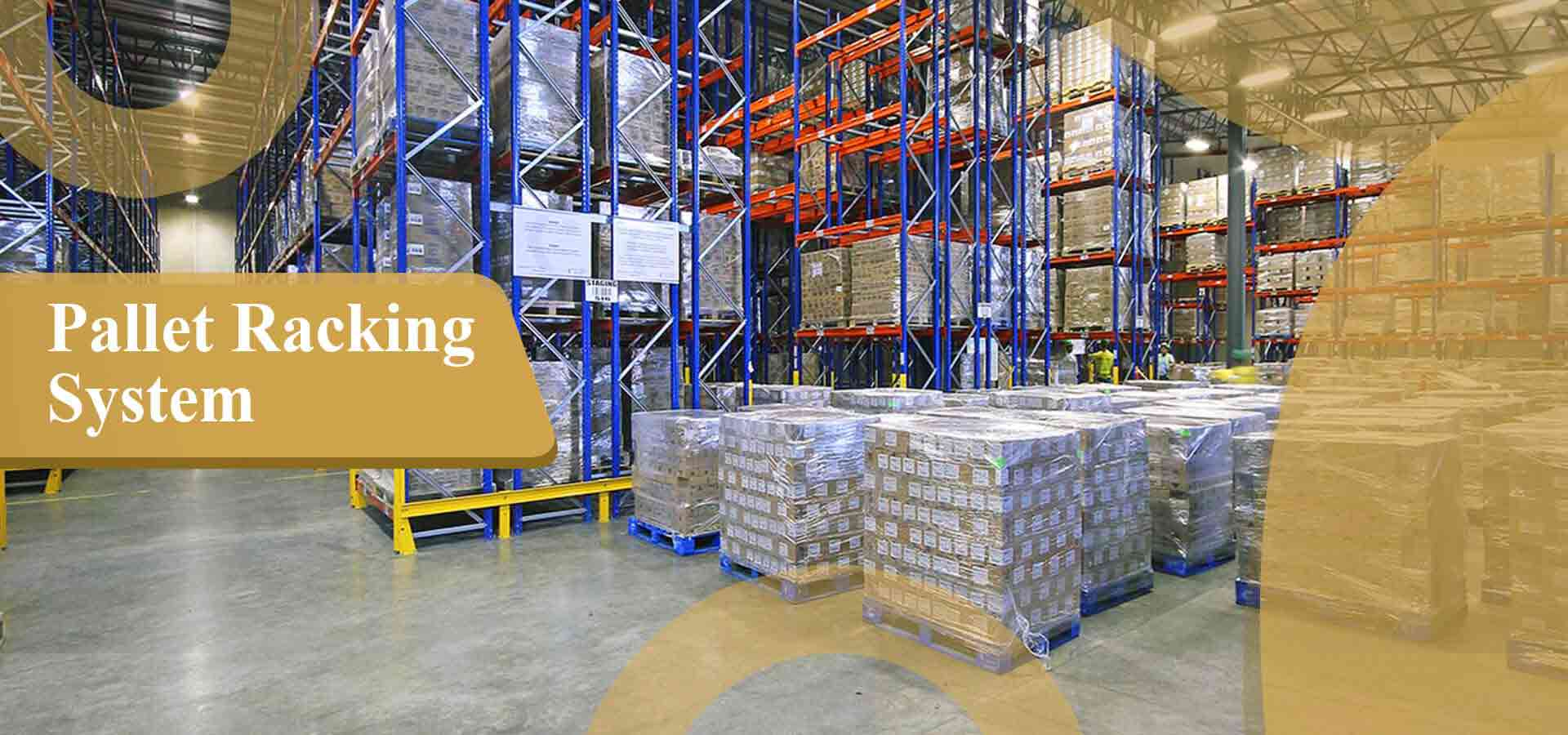 Pallet Racking System In Gummagatta