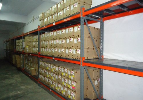 Heavy Duty Panel Rack In Basar