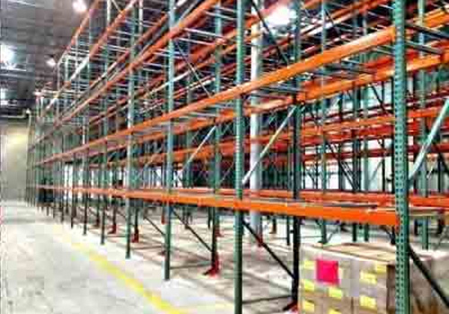 Industrial Racking System In Ruksin
