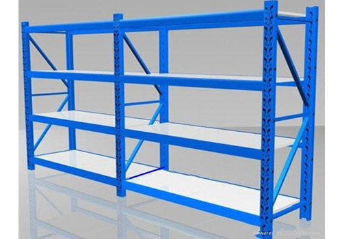Light Duty Storage Rack In Tuting