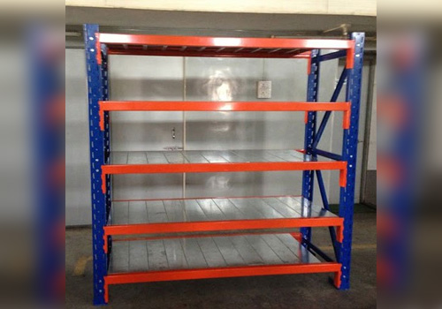 Medium Duty Storage Rack In Palwal