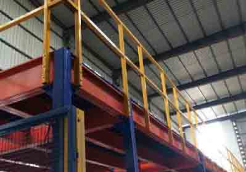 Mezzanine Floor In West Kameng
