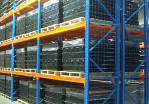 Pallet Rack In Nallamada