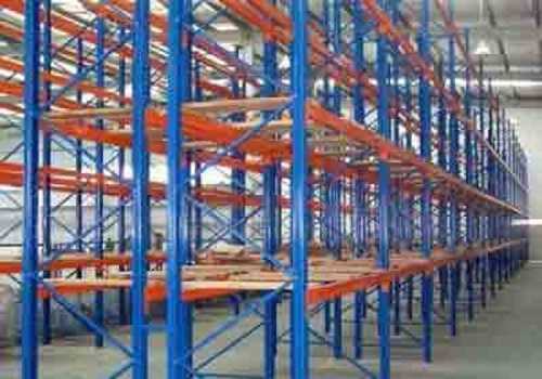 Pallet Storage Rack In Seppa