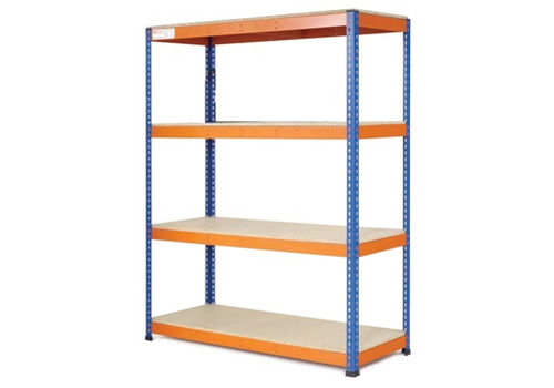 Shelving Rack In Tirap