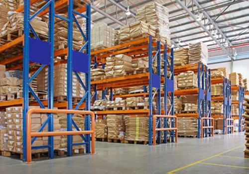 Warehouse Rack In Tirap